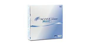 MOIST 1 DAY 90 Contact lenses