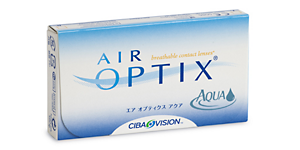 AQUA 3 PACK Contact lenses