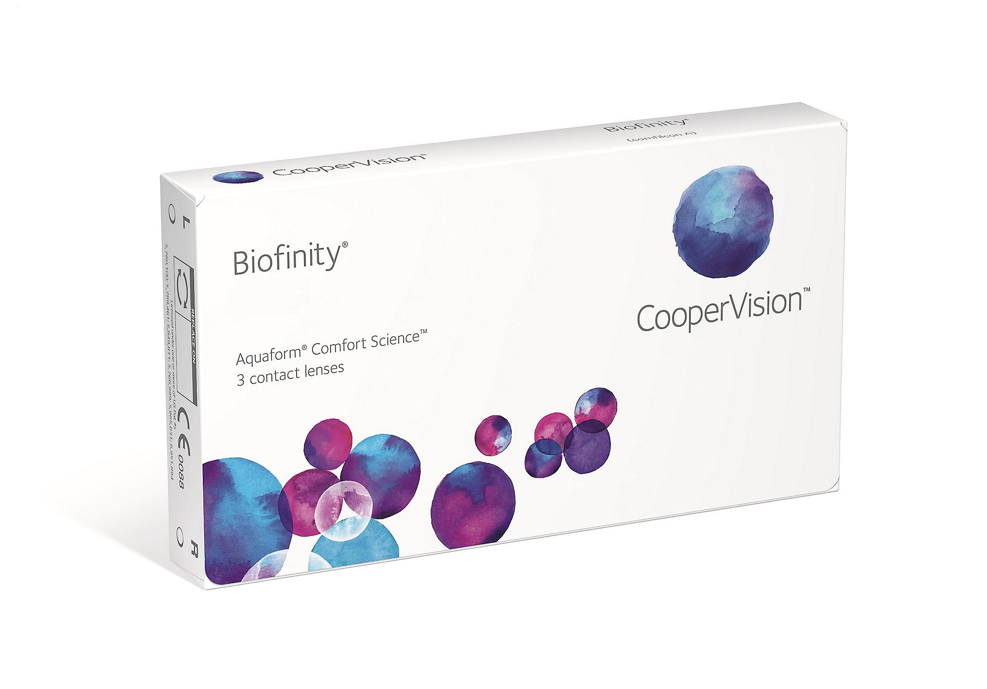 Biofinity with Aquaform