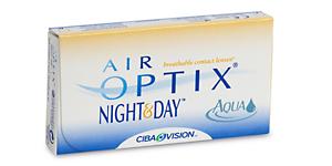 AQUA NIGHT & DAY Contact lenses