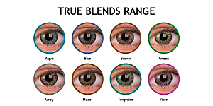 TRUBLENDS Contact lenses