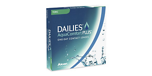 AQUA COMFORT PLUS TORIC90 Torics