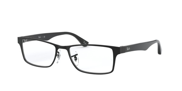 Ray Ban Glasses Frames Rx5279 : Frames Mens Ray-Ban Square Full Rim Glasses in Black ...