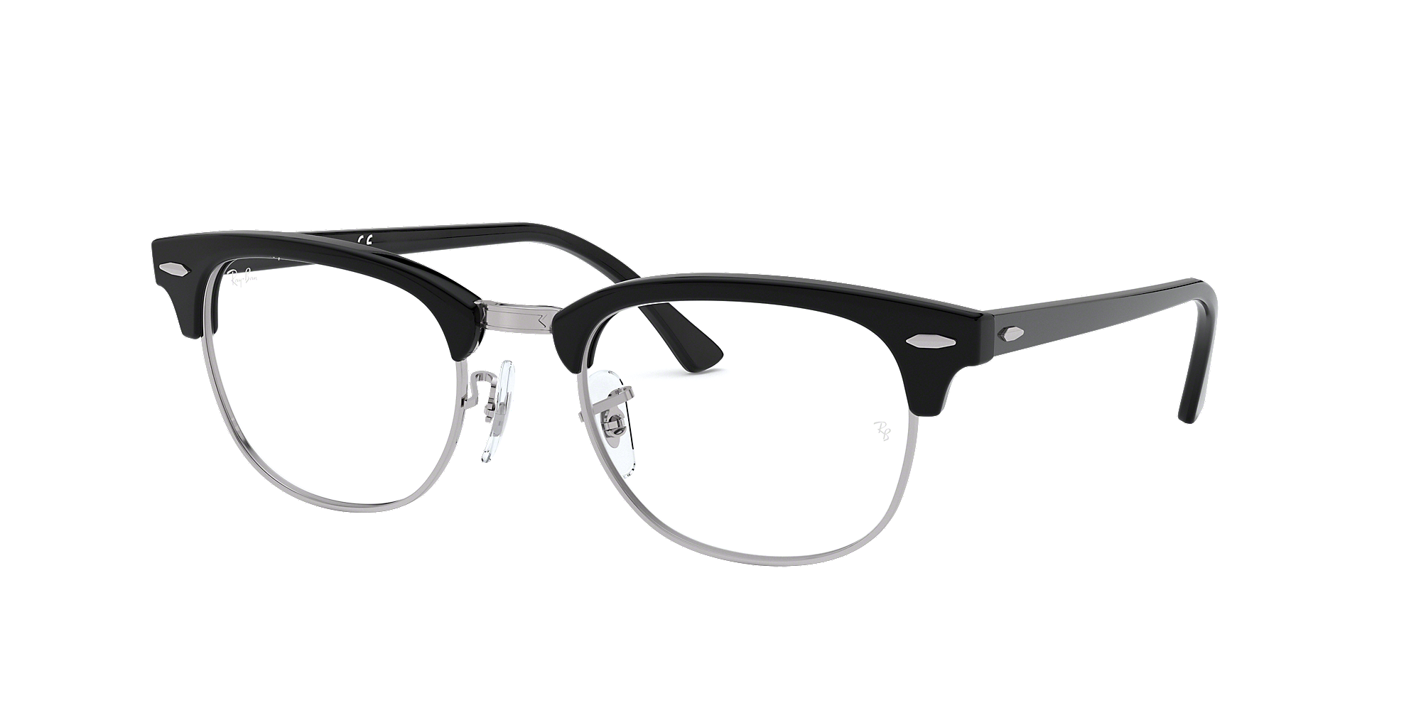 ray ban clubmaster black frame e3rb  RAY-BAN RX5154 CLUBMASTER FRAMES
