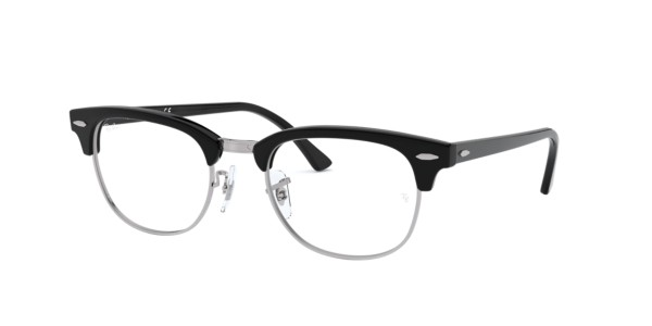 Frames Womens Ray-Ban Clubmaster Square Framed Glasses ...