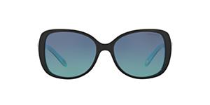 TIFFANY & CO TF4121B BLUE TOP | TIFFANY COBBLE Sunglasses