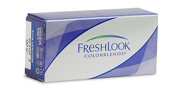FRESHLOOK  COLOR BLENDS PLANO