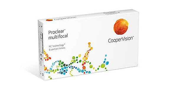 PROCLEAR  MULTIFOCAL DISTANCE