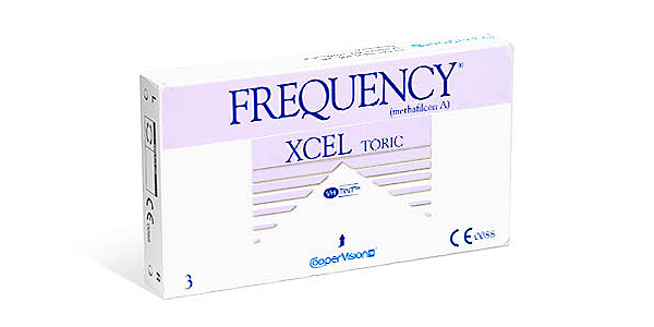 FREQUENCY  XCEL XR TORIC