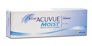 MOIST 1 DAY 30 Contact lenses
