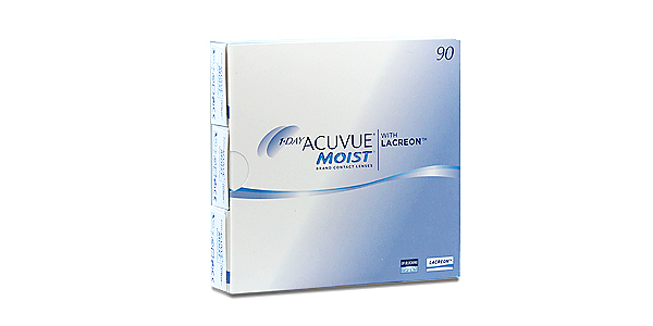 ACUVUE  MOIST 1 DAY 90