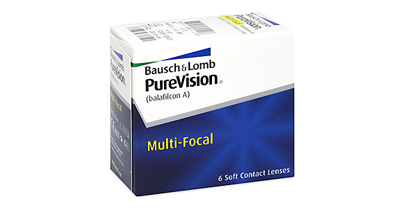 PUREVISION  MULTIFOCAL LOW ADD