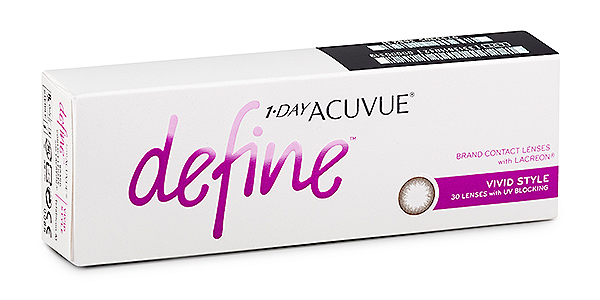 ACUVUE  DEFINE VIVID 1 DAY