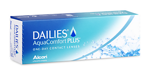 AQUA COMFORT PLUS 30 Contact lenses