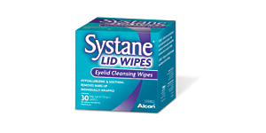 SYSTANE  LID WIPES 30 PACK Solutions and Accessories
