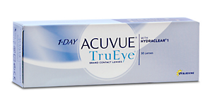 TRUEYE 1 DAY 30 Contact lenses