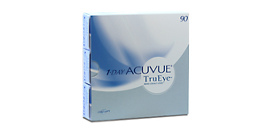 TRUEYE 1 DAY 90 Contact lenses
