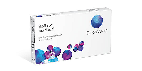 BIOFINITY  MULTIFOCAL DISTANCE