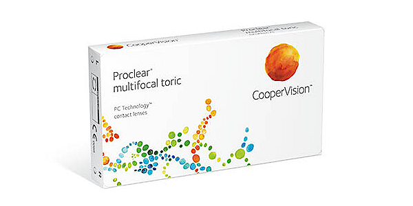 PROCLEAR  MULTIFOCAL TORIC NEAR