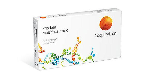 PROCLEAR  MULTIFOCAL TORIC NEAR