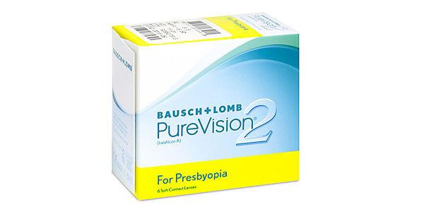 PUREVISION  2 MULTIFOCAL LOW ADD