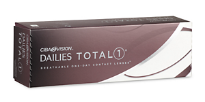TOTAL 1 Contact lenses