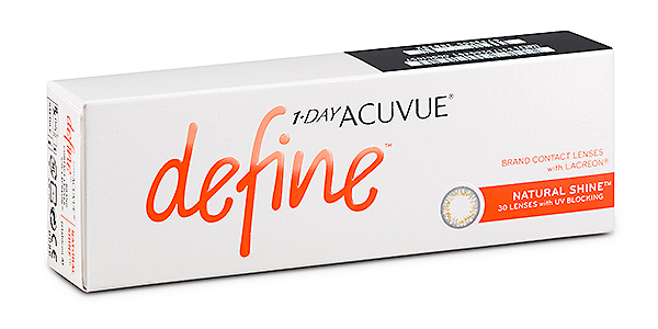 ACUVUE  DEFINE NATURAL SHINE 1 DA