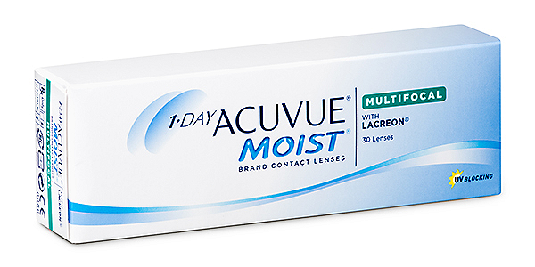 ACUVUE  MOIST 1 DAY MF LOW 30