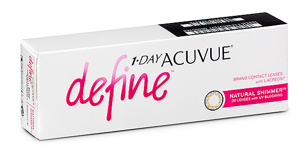 ACUVUE  DEFINE SHIMMER 1 DAY