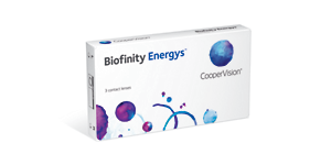 ENERGYS Contact lenses