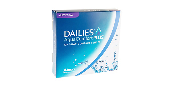 DAILIES  AQUA COMFORT PLUS MF HIGH