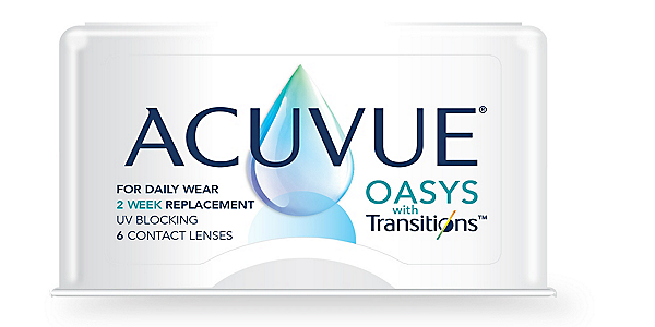 ACUVUE  OASYS TRANSITIONS 8.8