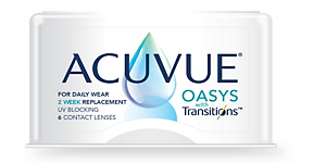 OASYS TRANSITIONS 8.8 Contact lenses