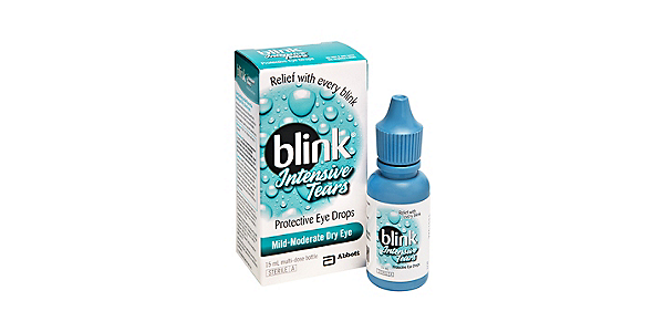 BLINK BLINK INTENSIVE TEARS DROPS SOLUTIONS AND ACCESSORIES