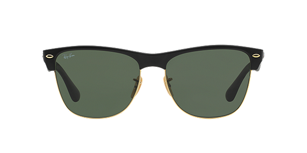 RAY-BAN RB4175 CLUBMASTER OVERSIZED  57 SUNGLASSES