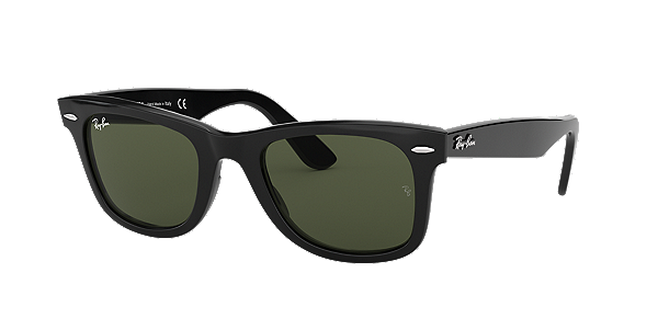 Sunglasses   Women s Ray-Ban Original Wayfarer Sunglasses in Black ... 58d5596306