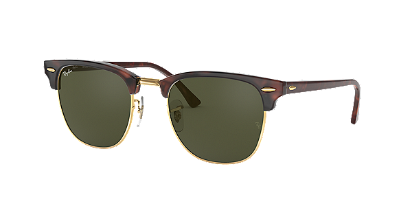 RAY-BAN RB3016 CLUBMASTER 51 SUNGLASSES e0360192aa2