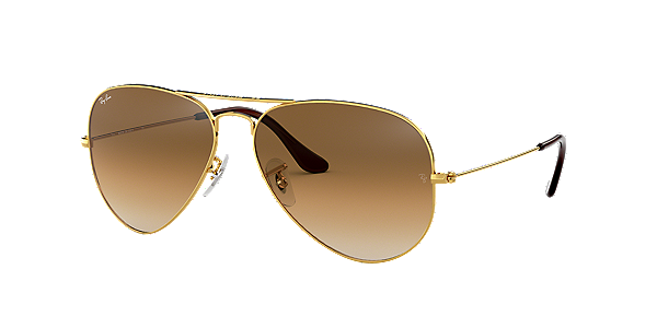 1e5a71e2f5 RAY-BAN RB3025 AVIATOR 58 MEDIUM SUNGLASSES