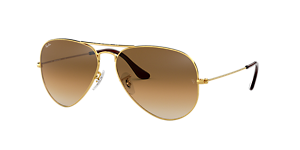 RAY-BAN RB3025 AVIATOR  62  LARGE Sunglasses