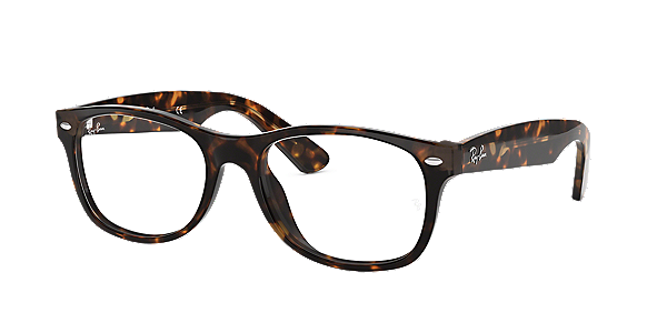 Frames | Women\'s Ray-Ban Square Glasses in Tortoise or Acetate ...