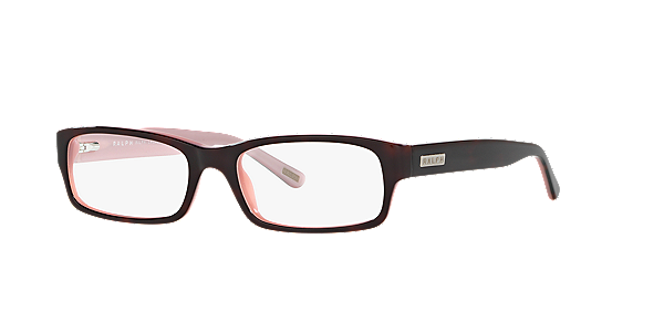 Frames | Women\'s Ralph Lauren Glasses in Brown, Pink or Purple ...