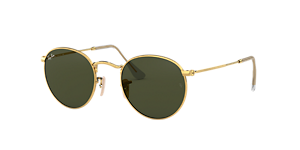 RAY-BAN RB3447 ROUND METAL  50 Sunglasses