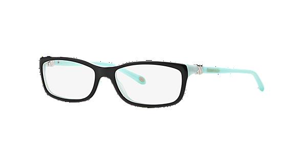 Frames   Women\'s Tiffany & Co Rectangular Glasses in Black or Aqua ...