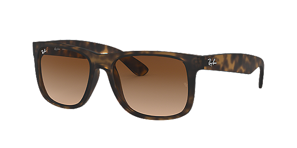 RAY-BAN RB4165 JUSTIN  55 SUNGLASSES