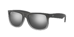 RAY-BAN RB4165 JUSTIN  55 Sunglasses
