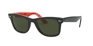 RAY-BAN RB2140F ORIGINAL WAYFARER 52 A FI Sunglasses
