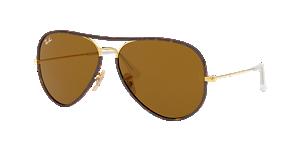 RAY-BAN RB3025JM AVIATOR  58  MEDIUM Sunglasses
