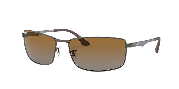 RAY-BAN RB3498 ACTIVE LIFESTYLE SUNGLASSES