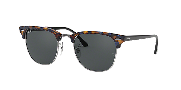 RAY-BAN RB3016 CLUBMASTER  51 SUNGLASSES