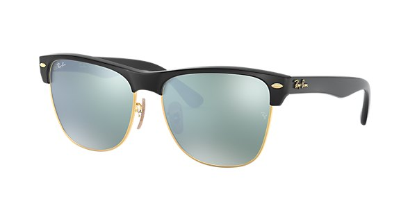 Ray-Ban RB4175 CLUBMASTER OVERSIZED FLASH LENSES